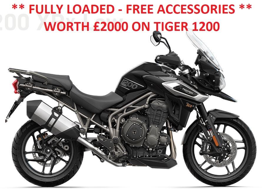 TIGER 1200 XRX LOW
