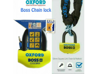 Oxford Boss46 Chain 12mm x 1.5m