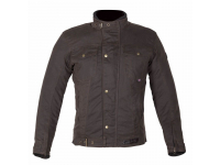 Spada Textile Jacket Union Wax Brown