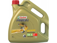 CASTROL POWER 1 GPS 10/40 4LTR SEMI