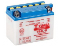 YB4L-B YUASA BATTERY & ACID PACK