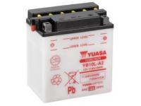 YB10L-A2 YUASA MOTORCYCLE BATTERY & ACID PACK