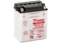 YB14L-A2 YUASA BATTERY & ACID PACK