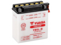 YB5L-B YUASA BATTERY & ACID PACK