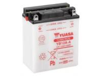 YB12A-A YUASA BATTERY & ACID PACK