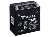YTX16-BS YUASA BATTERY & ACID PACK