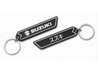 SUZUKI PVC KEY RING